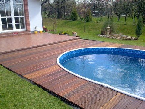 Parquet da esterno pavimenti legno massaranduba costo - Costo parquet ikea ...