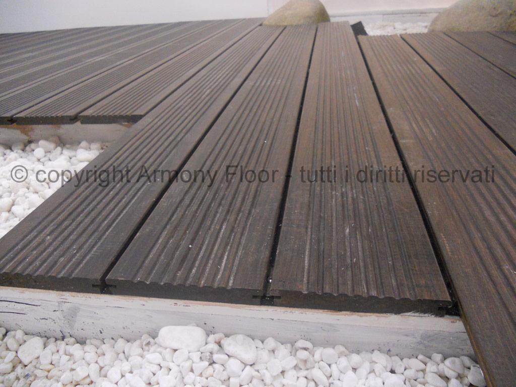 Doghe in legno per esterni elementi e dimensioni - Pavimenti in legno per esterno ...