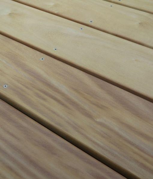 Parquet da esterno pavimenti legno garapa costo al mq - Costo ascensore esterno 1 piano ...