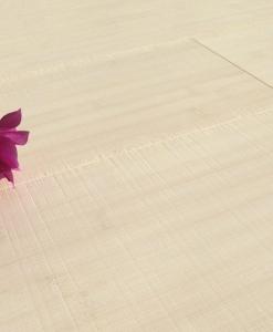 parquet armony floor bamboo orizzontale sbiancato neve segato 001
