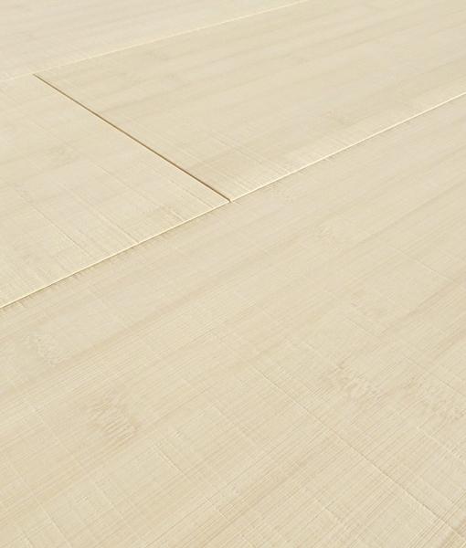 parquet armony floor bamboo orizzontale sbiancato neve segato 005