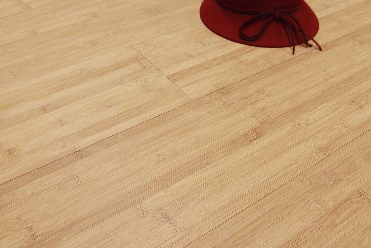 Parquet bamboo thermo light orizzontale pregiato for Armony floor
