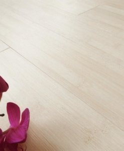 Parquet bamboo Orizzontale sbiancato 01