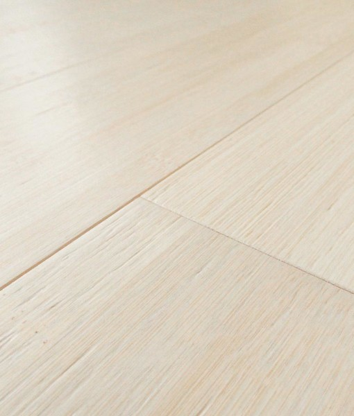 Parquet bamboo Orizzontale sbiancato 02