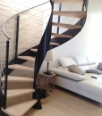 parquet armony floor bamboo sbiancato orizzontale 001