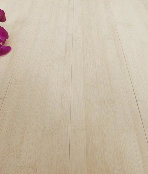 Parquet bamboo Orizzontale sbiancato 05