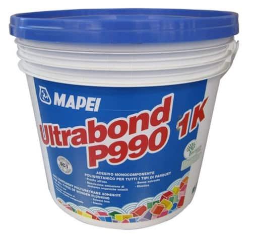 Colla per parquet mapei monocomponente ultrabond p990 - Colla per piastrelle mapei ...