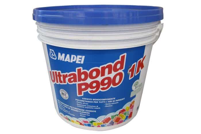 Colla per parquet mapei monocomponente ultrabond p990 - Costo colla per piastrelle ...