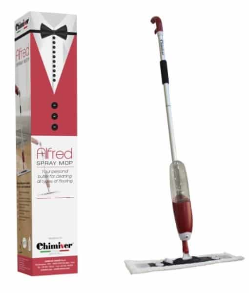Scopa parquet alfred spray mop armony floor for Armony floor