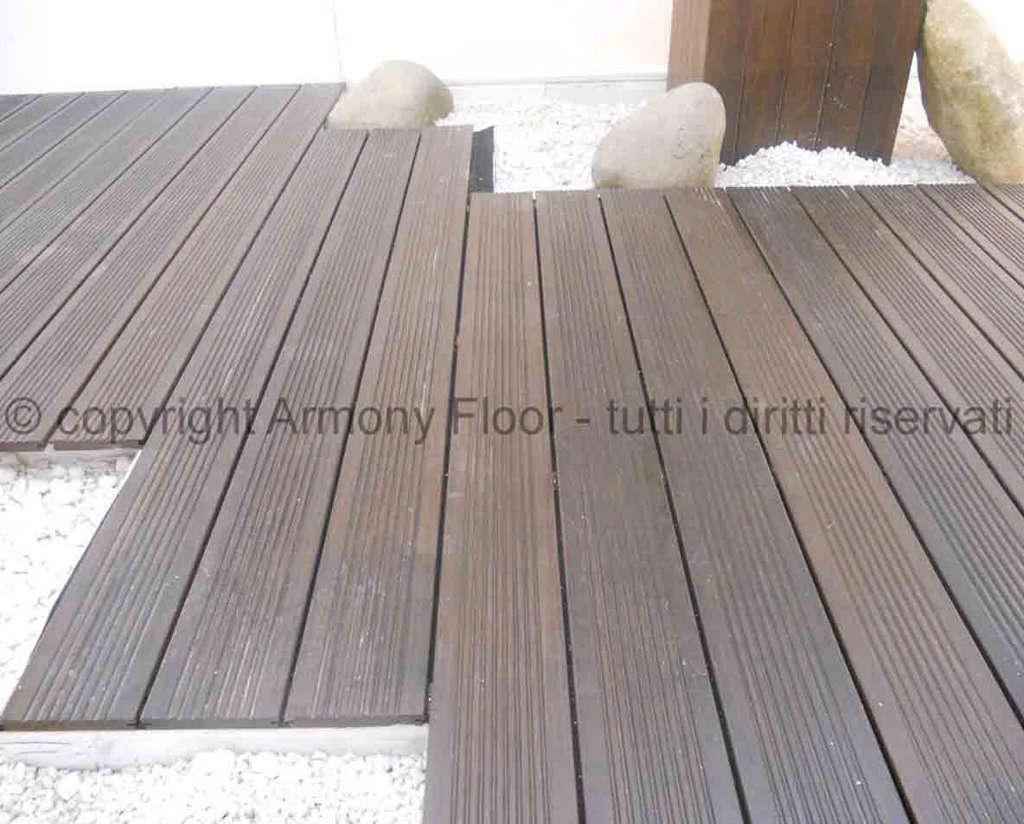 Parquet e pavimenti in legno per esterni costo al mq - Pavimenti in legno esterno ...