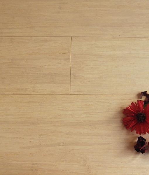 parquet bamboo liscio strand woven naturalizzato 004