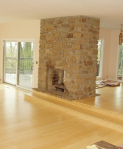 parquet bamboo orizzontale naturale 001