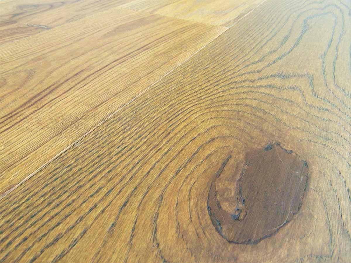 Parquet anticato in legno rovere maxiplancia 200 italia - Costo parquet ikea ...
