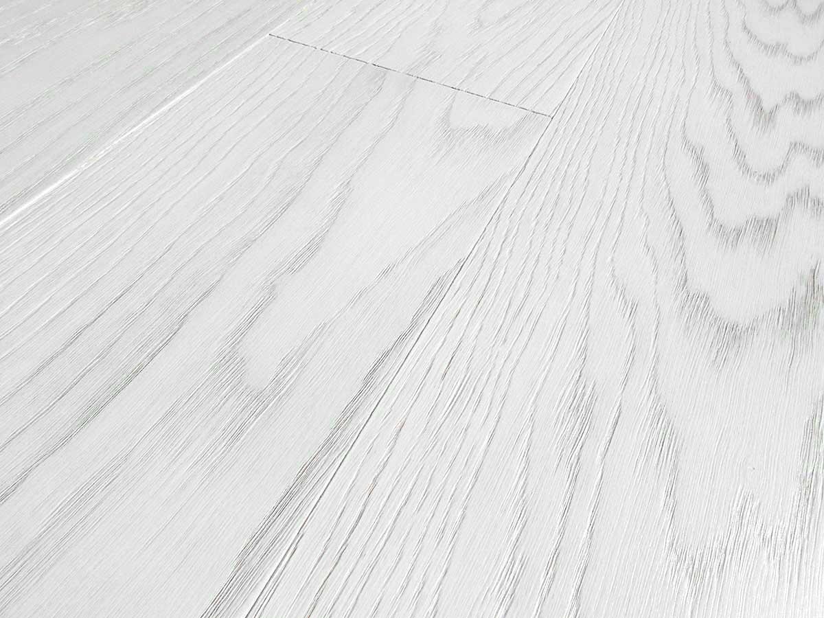 Famoso Parquet Bianco Ghiaccio: maxiplancia Rovere, 200% Italia FD53