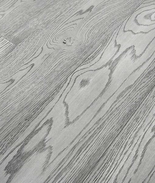 Parquet Decapato Cenere: legno Rovere, certificato FSC®